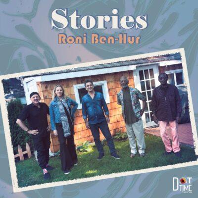 Roni Ben-Hur Stories cover